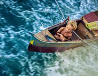 Filipino Badjau: Diving for a living