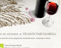 Invitación de Viajes Falabella