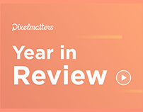 Pixelmatters: Year in Review #2016matters