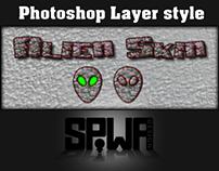 Alien Skin Layer Style