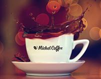 Michael Coffee | logo design