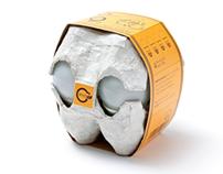 Ginnova: LightBulbs Packaging