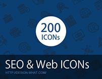 SEO & Web Icons