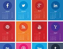 Social Calendar 2014