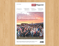 HR Magazine Re-branding