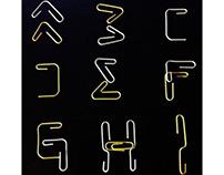 Experimental Type Part 1