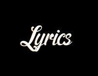 Lyrics #1