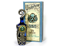 Packaging: Undertow Vigor Bottle