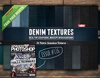 Denim Textures (FREE)