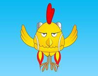 Hit a hen game design