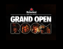 "Heineken ""Grand Open Room"""