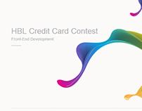 HBL Card Contest