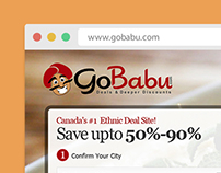 GoBabu - Deals and Deeper Discounts