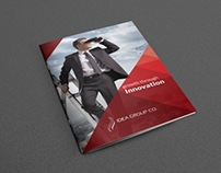 Company Brochure Template Vol.14 - 12 Pages