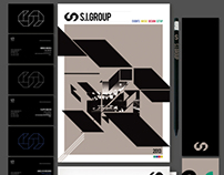 SI GROUP / LOGO & IDENTITY