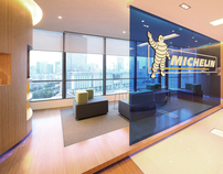 MICHELIN Headquarter China by db&b Shanghai