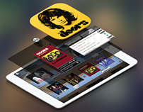 The Doors iPad App Update