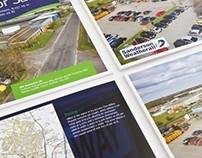 Commercial Property Brochure Design & Print