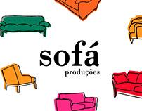 sofá produções