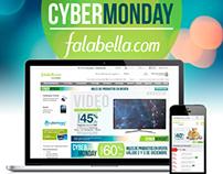 Cyber Monday Falabella Colombia
