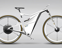 E-bike project(in progress)