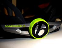 Bontrager Headmaster II helmet fit system design