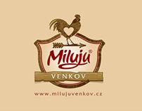 Miluju Venkov