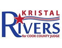 Political logo and Fundraiser Invitation