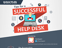 Tips to build an amazing help desk