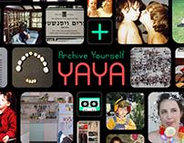 YAYA - Archive Yourself