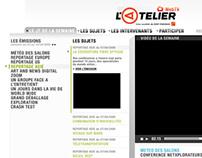 WEB. L'atelier BNP WebTV