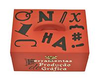 Caixa de Ferramentas de Produção Gráfica