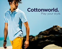Cottonworld-Spring Summer '13 Campaign