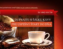 Coffee Shop Newsletter