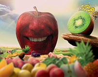 smily apple