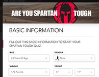 Are You Tough Enough Quiz