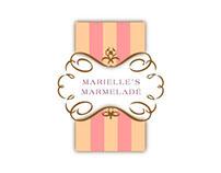 Marielle's Marmalade Logo