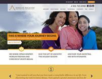 African Ancestry - Branding & Website
