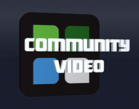 IndieGameStand 'Community Video' Splash Screen