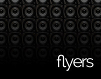 DJ's Flyers