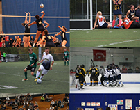 Sports Collage Fall 2013 - UMASS Dartmouth
