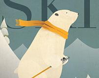 Ski Vermont Polar Bear