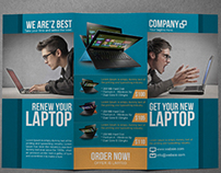 Electronic Sales Brochure | Modern Design