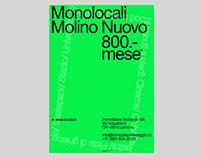Monolocali Molino Nuovo