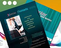 Brochures and printed design - Diseño de Impresos