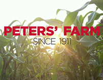 Peters' Farm Logo