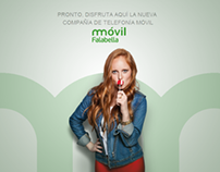 Campaña Móvil Falabella