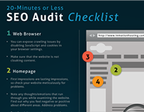 20-Minutes or Less SEO Audit Checklist