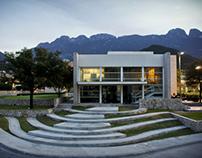 Club Campestre Monterrey - Oficinas Golf