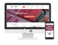Sklep GrafPrint - E-commerce, responsive